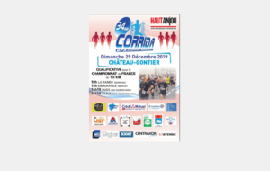 corrida chateau gontier